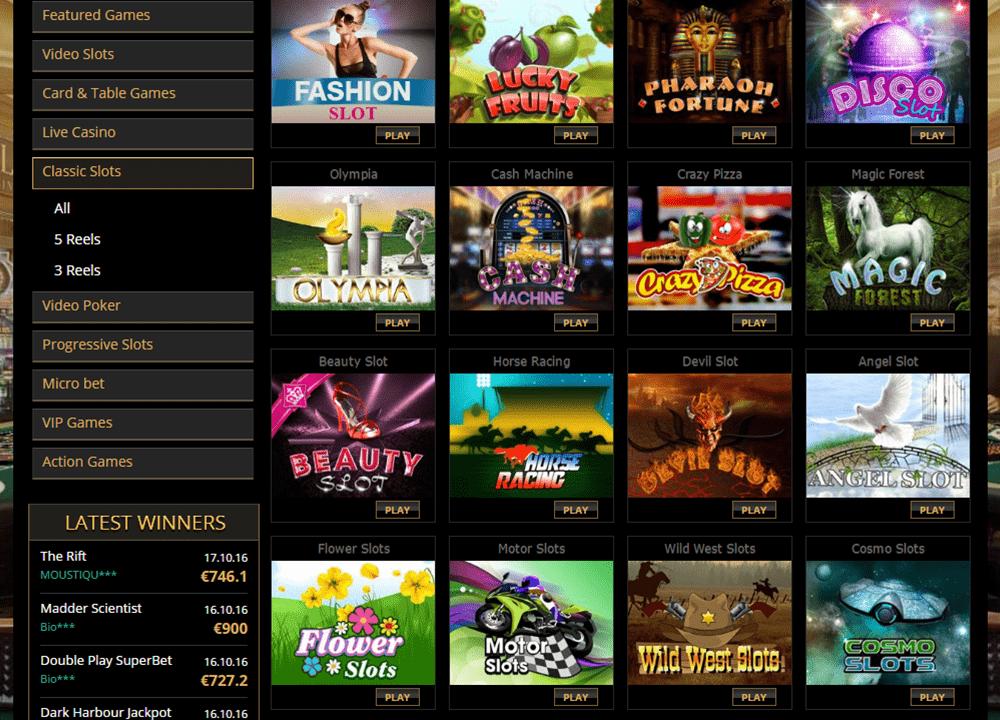 Casino Gaming Club Bonusar