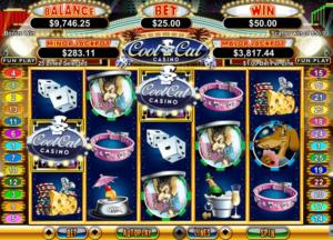 Cool Cat Casino Slots