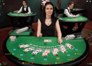 EU Casino LIVE Blackjack